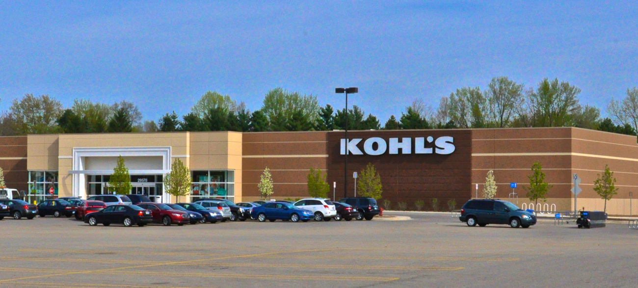 Kohls Strip