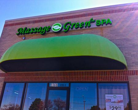 Masage Green