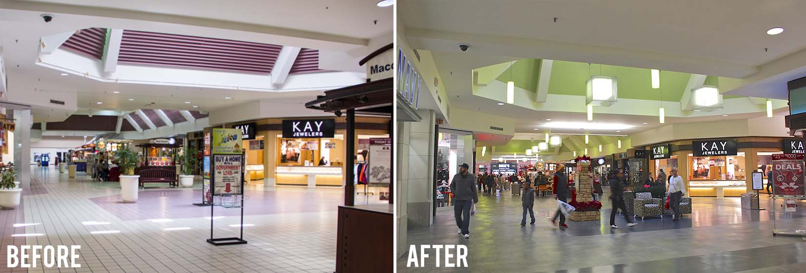 Before and After-Kay Jewelers