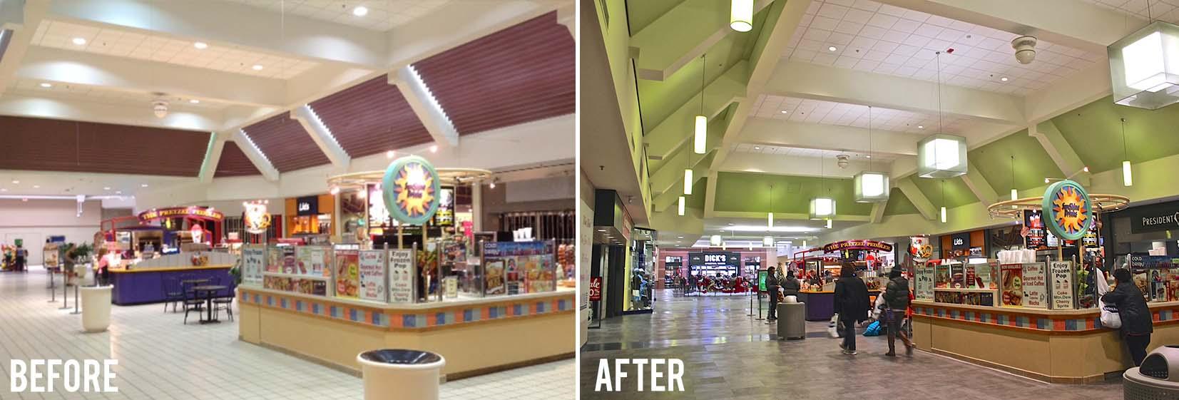 Before and After- Pretzel Peddler