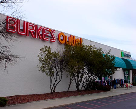 Burkes Outlet-HR Block