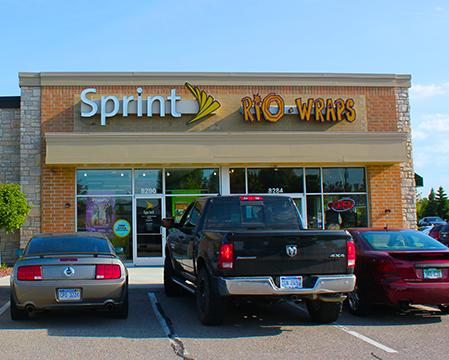 Sprint-Rio Wraps