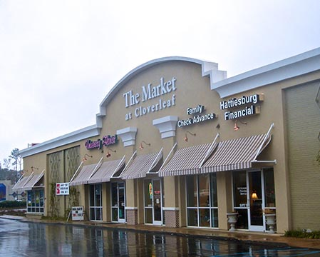 The Market Cloverleaf