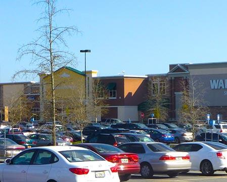 Walmart Left