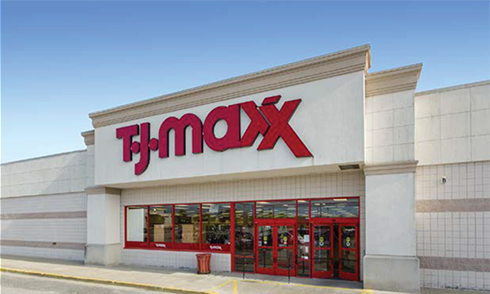 TJ Maxx Fairplain